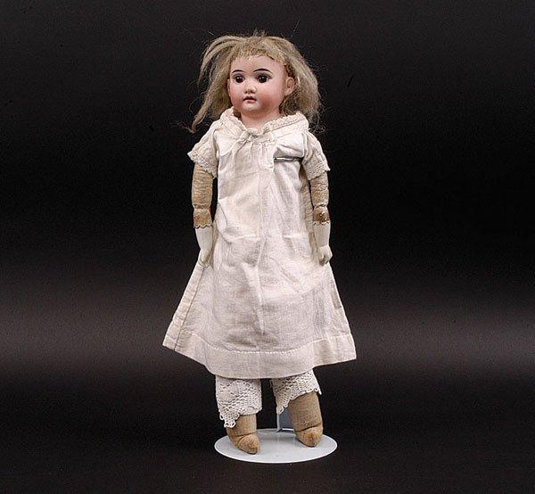 5: Armand Marseille Bisque Shoulder Doll