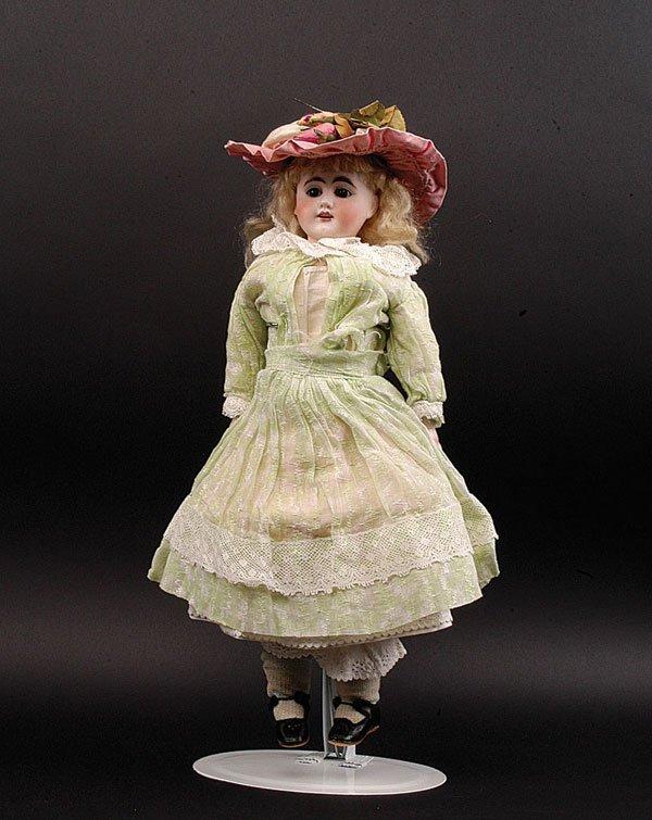 6: Bahr & Proschild Bisque Shoulder Doll