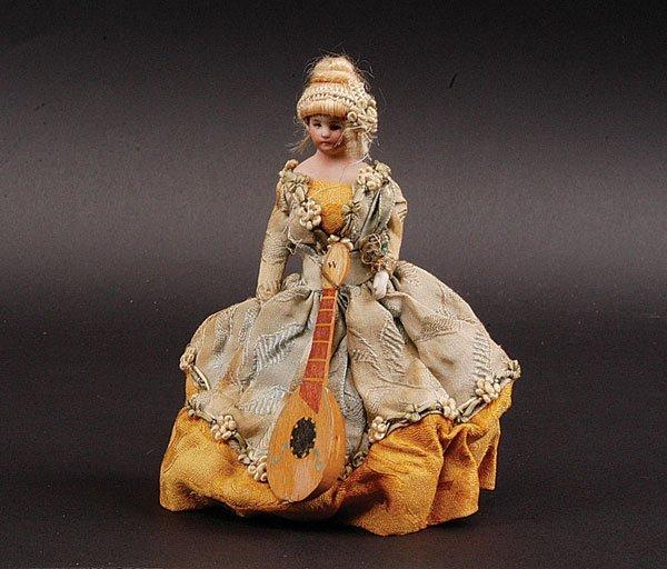 "11: Simon & Halbig ""Little Women"" Bisque Doll"