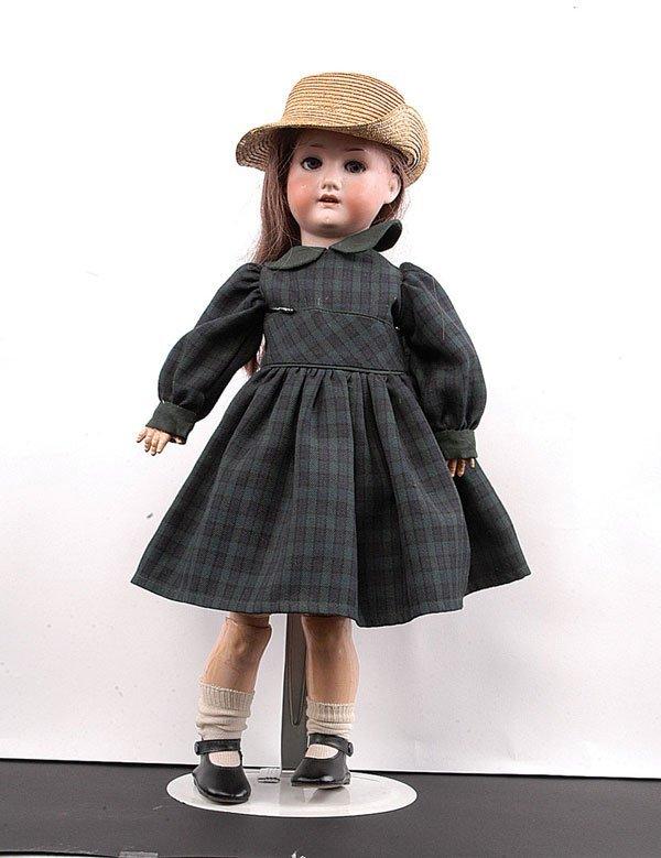 15: Ernst Heubach Bisque Doll