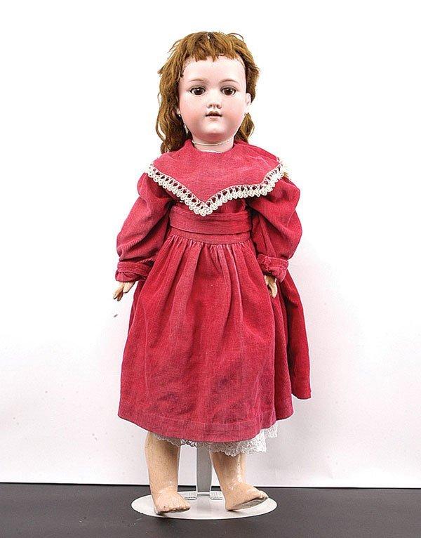 19: Armand Marseille Bisque Doll