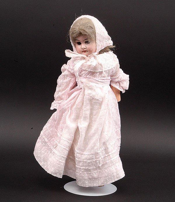 20: Armand Marseille Bisque Doll