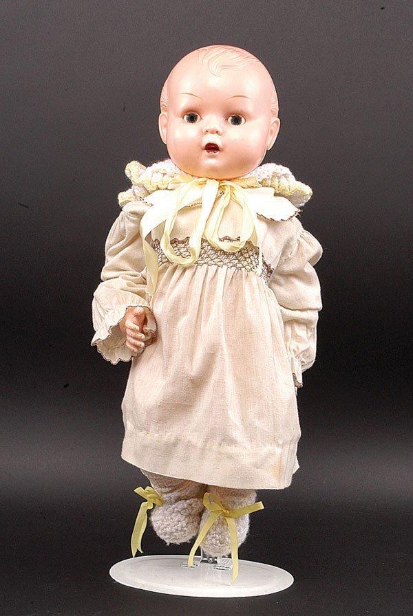 23: Kader Hard Plastic Baby Doll