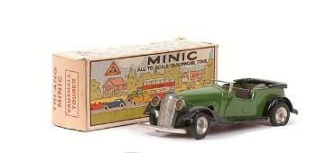 748: Triang Minic No.17M Vauxhall Tourer