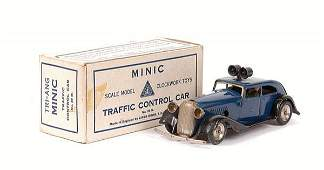 795: Triang Minic No.29M Traffic Control Car