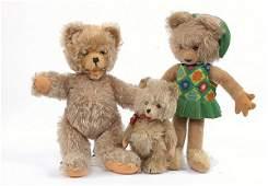 1276 Schuco Hegi BigBello Teddy Bear