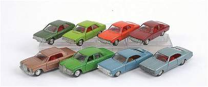 1375: Schuco - Opel Manta & Others