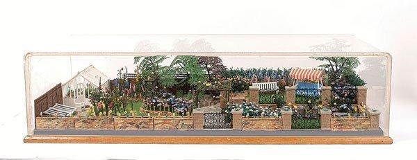 1575: Britains Floral Garden Shop Display