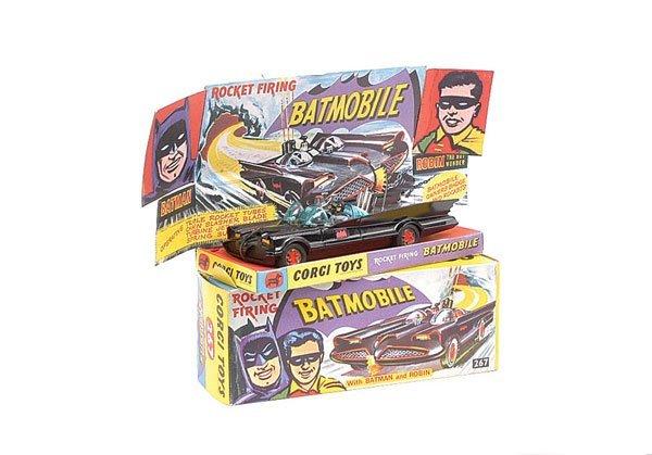 "1714: Corgi - No.267 ""Batman's"" Batmobile"