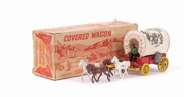 2002: Morestone Horsedrawn Covered Wagon