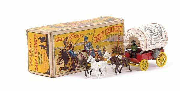 2004: Morestone Davy Crockett's Frontier Wagon