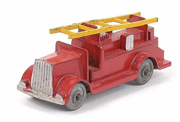2021: Morestone Small Scale Fire Engine