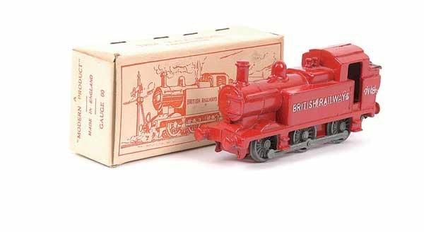 2023: Budgie British Railways Tank Locomotive