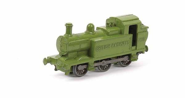 2024: Morestone British Railways Tank Locomotive