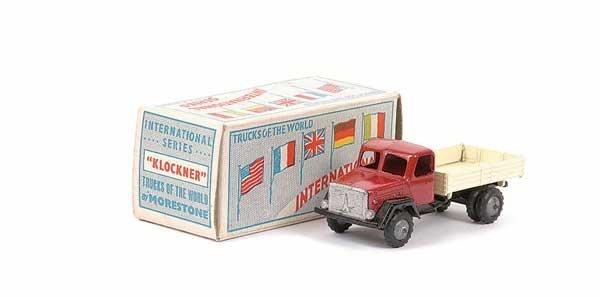2051: Morestone Klockner Dropside Truck