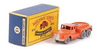 2271: Matchbox No.15b Super Atlantic Ballast Tractor