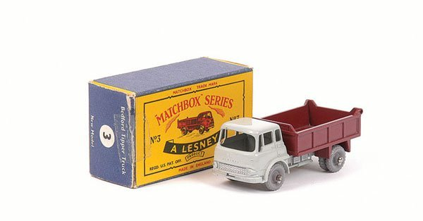3003: Matchbox No.3b Bedford TK Tipper
