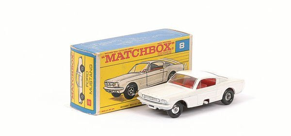 3008: Matchbox No.8e Ford Mustang