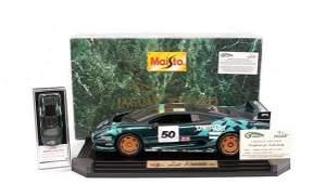 "3793: Maisto Jaguar XJ220 ""Unipart"" Limited Edition"