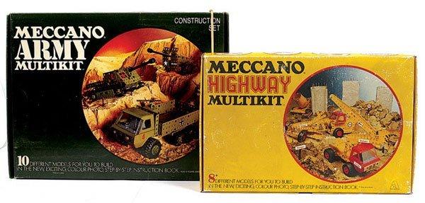 4003: Meccano Highway Multikit