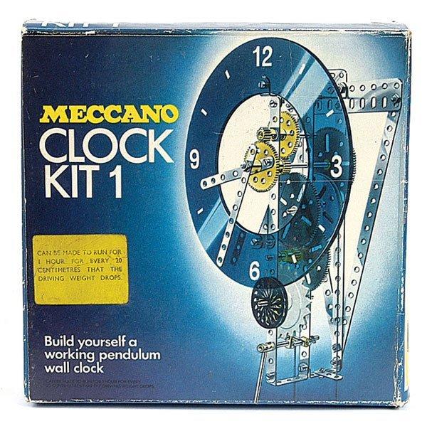 4009: Meccano Clock Kit No.1