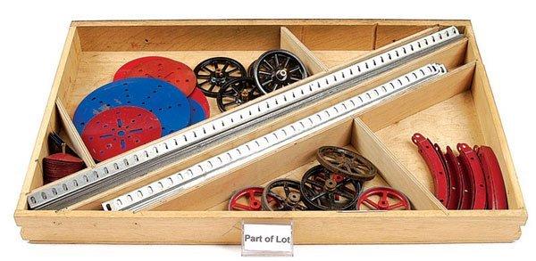 4011: Meccano - A Quantity of Components