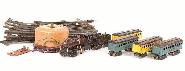4482: Sakai HO 2-rail Electric US Outline Train Set