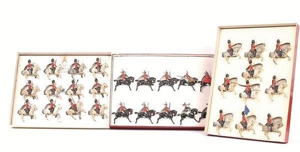 15: Britains - Cavalry Figures