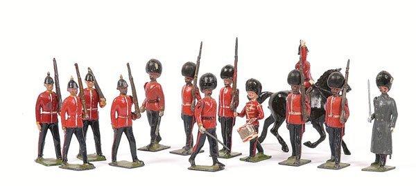 18: Britains - Infantry Figures