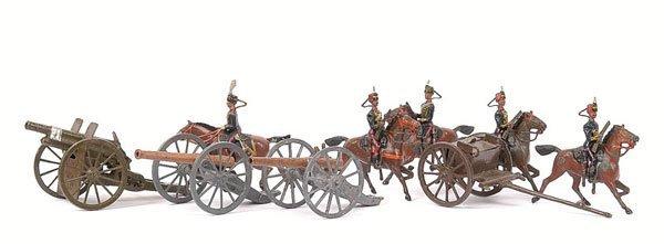 19: Britains - Artillery