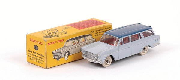 1004: French Dinky No.548 Fiat Estate