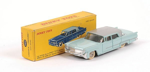 1010: French Dinky No.532 Lincoln Premiere