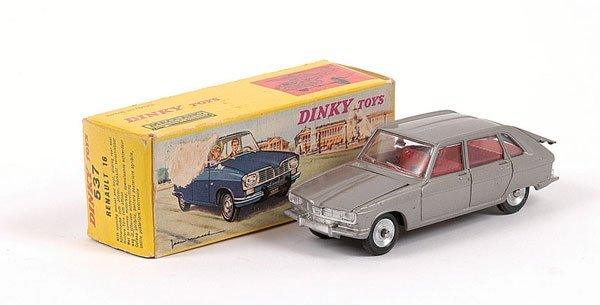 1015: French Dinky No.537 Renault 16