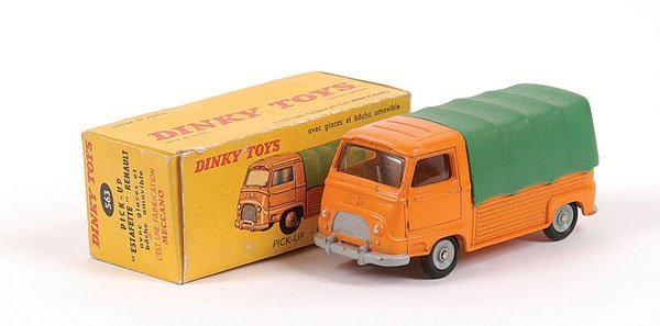 1017: French Dinky No.563 Renault Estafette Pick-up