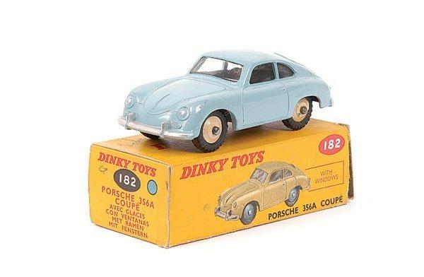 2019: Dinky - No.182 Porsche 356A Coupe.