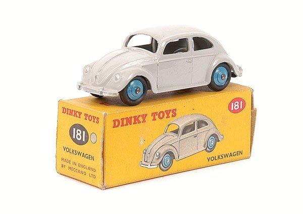 2024: Dinky - No.181 VW - light grey.