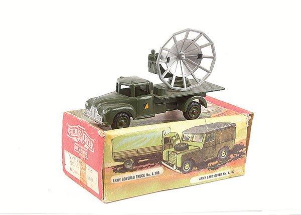 3005: Benbros No.A103 Radar Lorry
