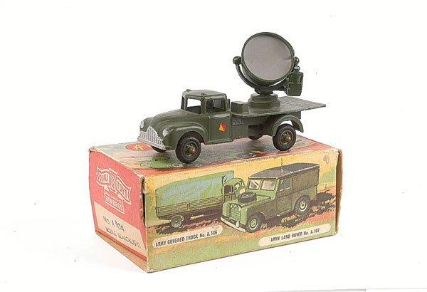 3006: Benbros No.A104 Mobile Searchlight