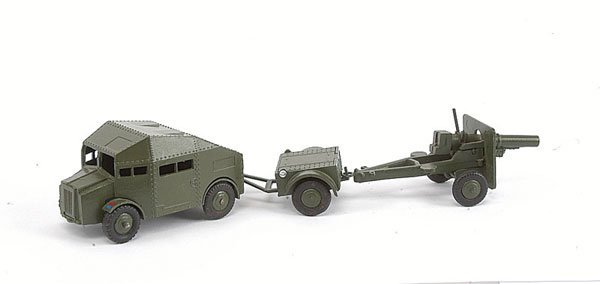 3007: Master Models 3 Vehicle Field Gun Set