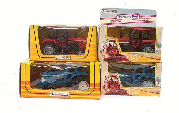 3012: Lonestar Farmers Boy Series Tractors