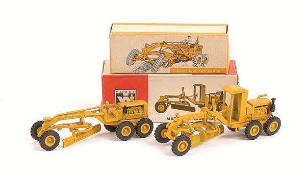 3323: Jue (Brazil) 2 x HO Construction Vehicles