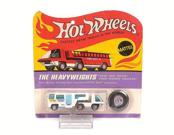 "Hot Wheels Team Trailer ""Hot Wheels Race Team"""