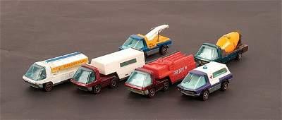 3370: Hot Wheels Redline - Heavyweight Vehicles