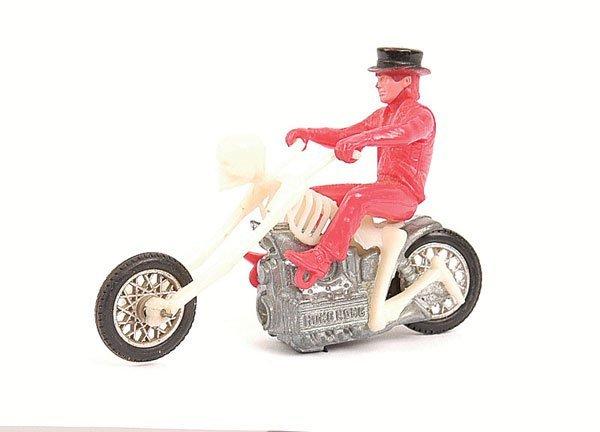 3394: Hot Wheels RRRumblers Bone Shaker