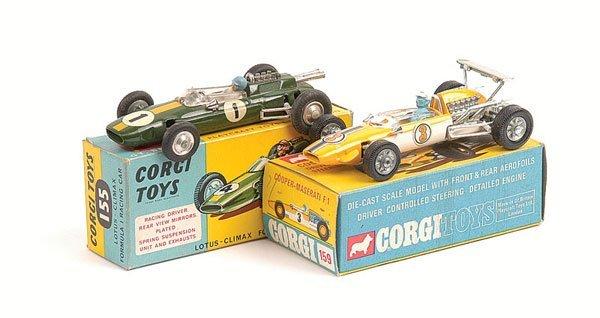 1015: Corgi - 155 Lotus Climax Racing Car & Others