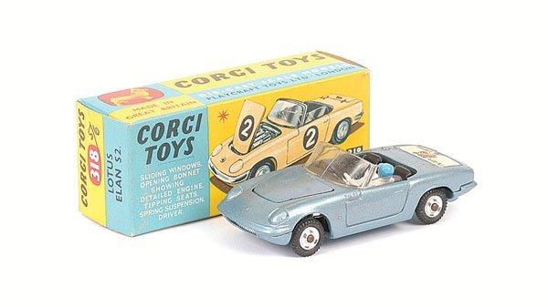 2020: Corgi No.318 Lotus Elan S2