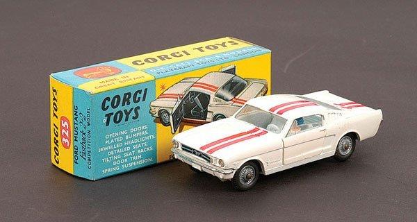 2021: Corgi No.325 Ford Mustang Fastback