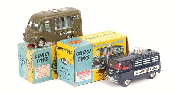 2024: Corgi No.464 Commer and Others