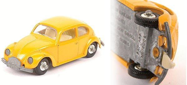 2327: Matchbox Pre-production No.15d Beetle Rally Car