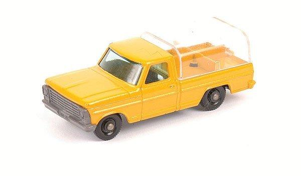2328: Matchbox Pre-production No.50 Ford Kennel Truck